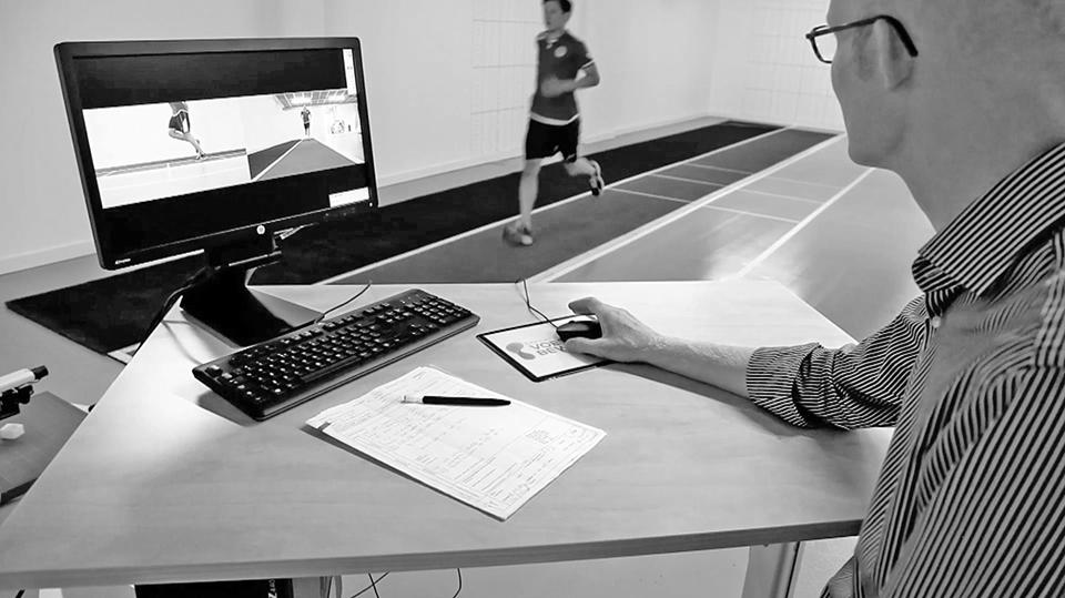 Hardloopanalyse - Expertisecentrum Voet en Beweging