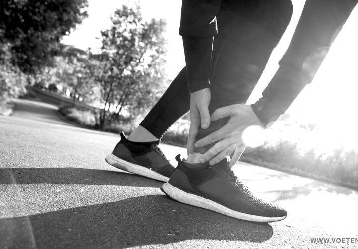 Peesontsteking voet