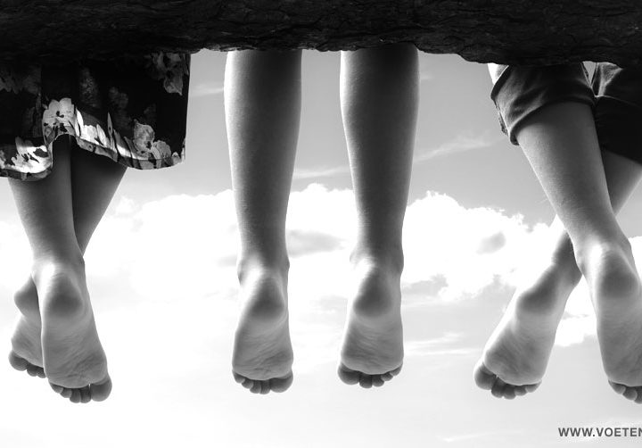 Je voeten verzorgen in de zomer